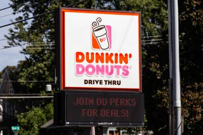 New York AG sues Dunkin'
