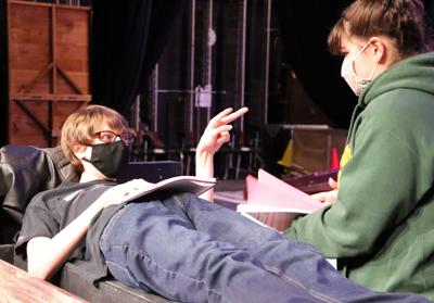 JCB Drama Club to perform 'Into the Woods'