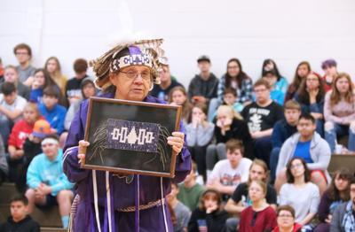 GRB spirit week kicks-off with Native American guest speaker
