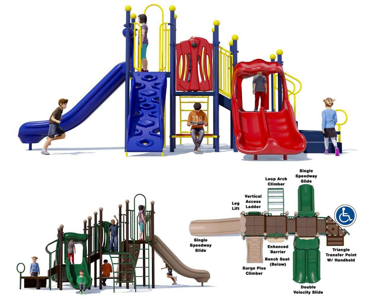 Playground revamp planned