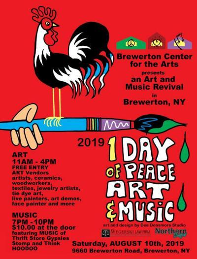 Art and music revival celebrates Woodstock