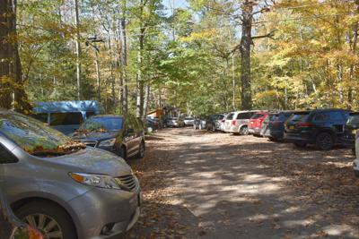 Thousands of hikers use new parking system