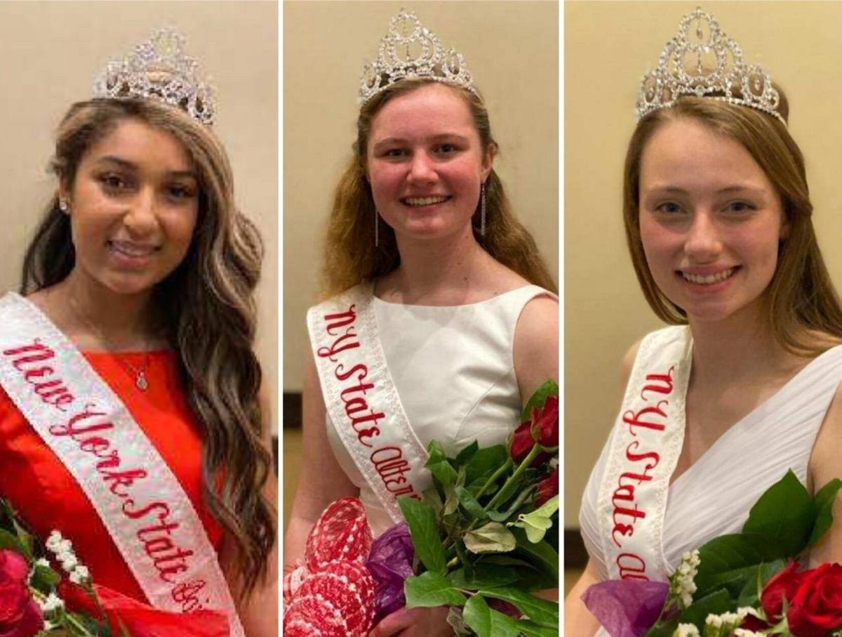 State dairy royalty crowned
