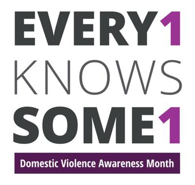 OCO Service to Aid Families joins -Every1KnowsSome1 Campaign to raise awareness about domestic violence
