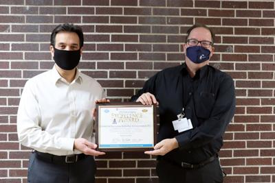 CiTi presented with School Safety Excellence Award
