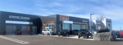 Burritt Motors celebrates grand opening of $9 Million Chrysler, Dodge, Jeep, RAM dealership