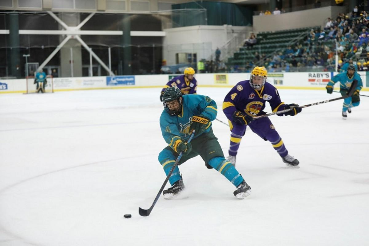 Oswego State men's hockey team opens regular season tonight with home game
