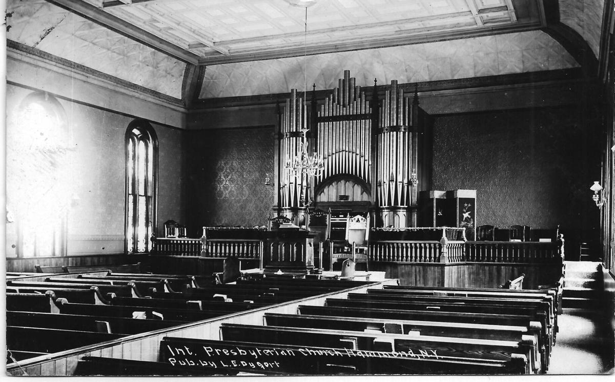 A history of the Hammond Presbyterian Church