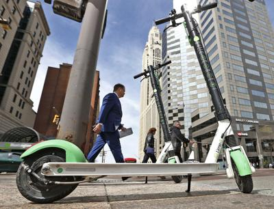Electric scooter injuries surge as more riders mangle their legs and skulls