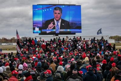 Fox's Sean Hannity urges viewers to get COVID shots