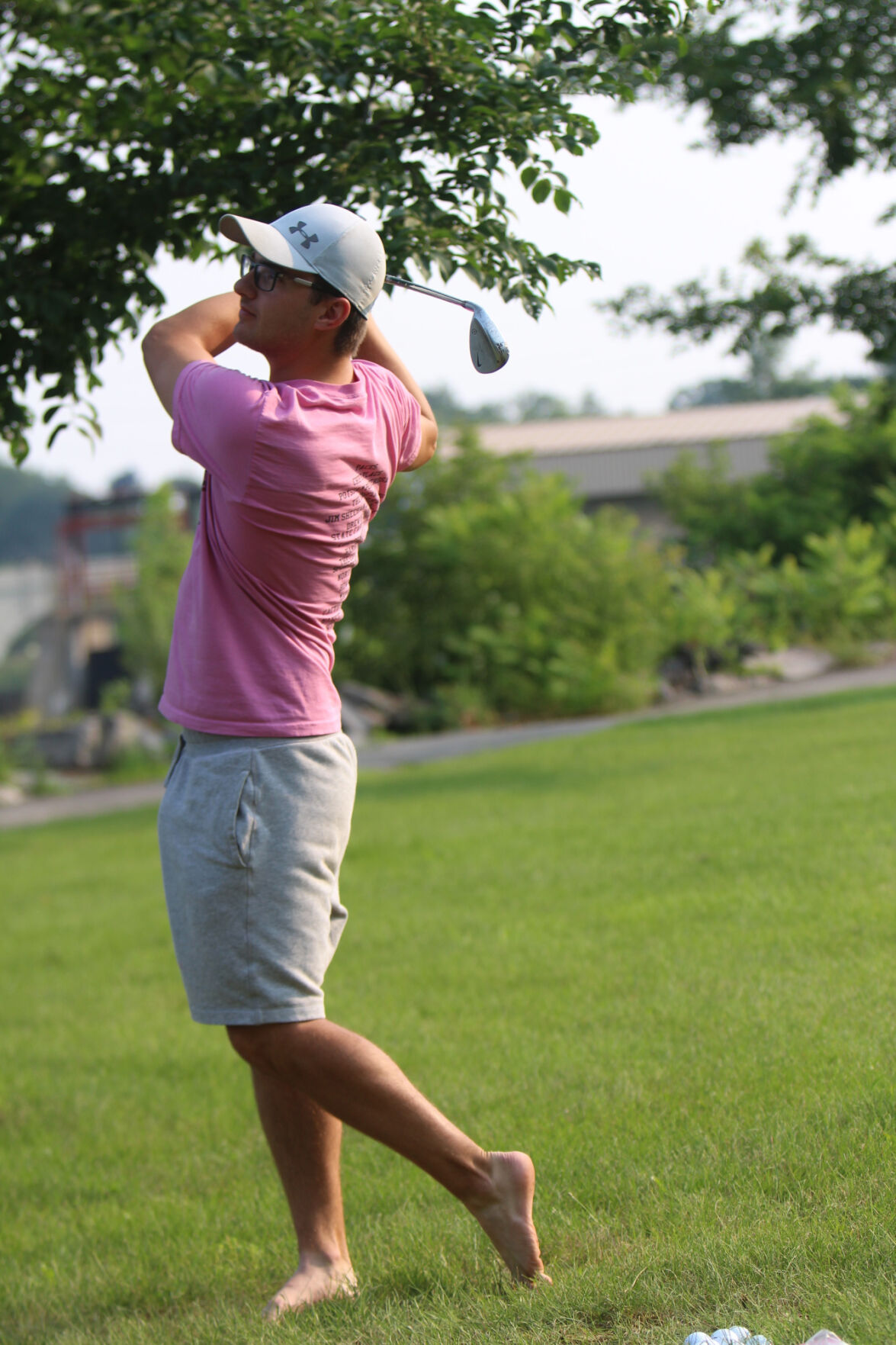 Casual approach brings Bracy Oswegatchie Golf Challenge honors