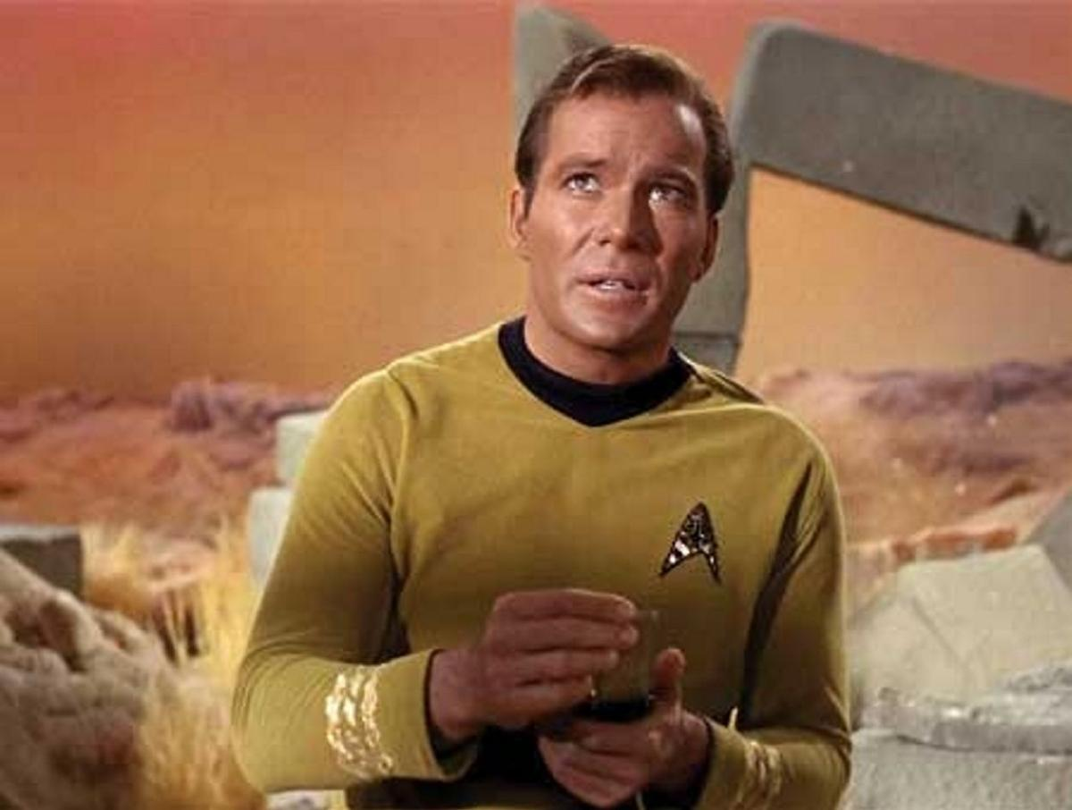 'Khan!-do' attitude William Shatner calls Times' newsroom to talk about Syracuse visit, other Earthly matters