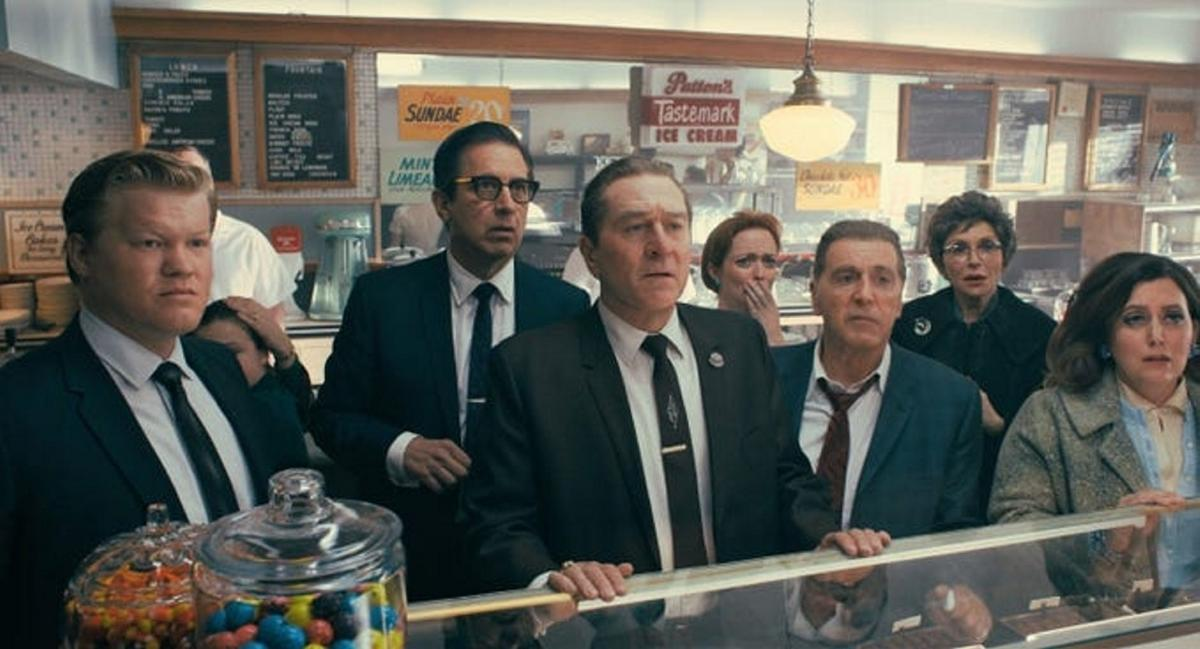 Netflix leads Oscar nominations, with 'The Irishman' and 'Marriage Story'