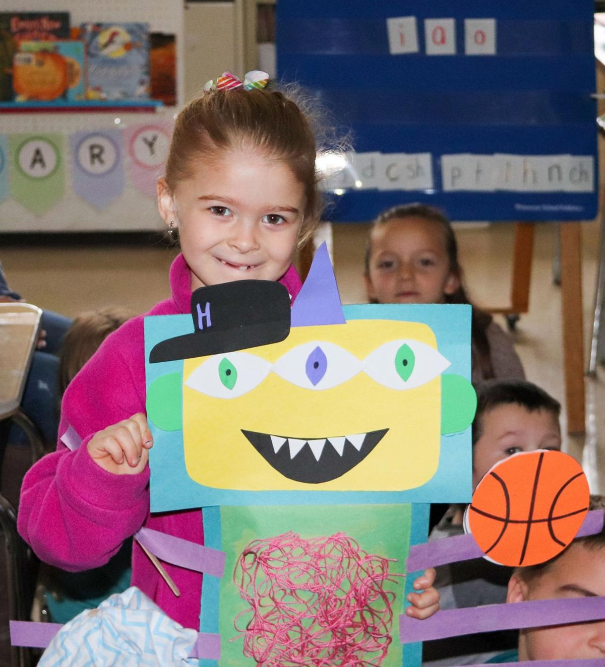 Videoconference provides Hannibal first-graders with lesson in communication