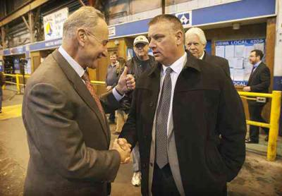 Schumer continues contact with Alcoa | News | nny360 com
