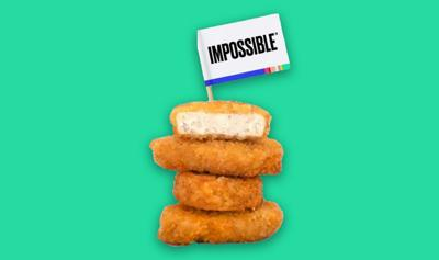 Impossible Foods to launch faux chicken nuggets