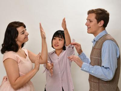 'The Fantasticks' offers tale of forbidden love -- with a twist