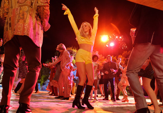 'Once Upon a Time ... in Hollywood' Misty-eyed valentine to La La Land