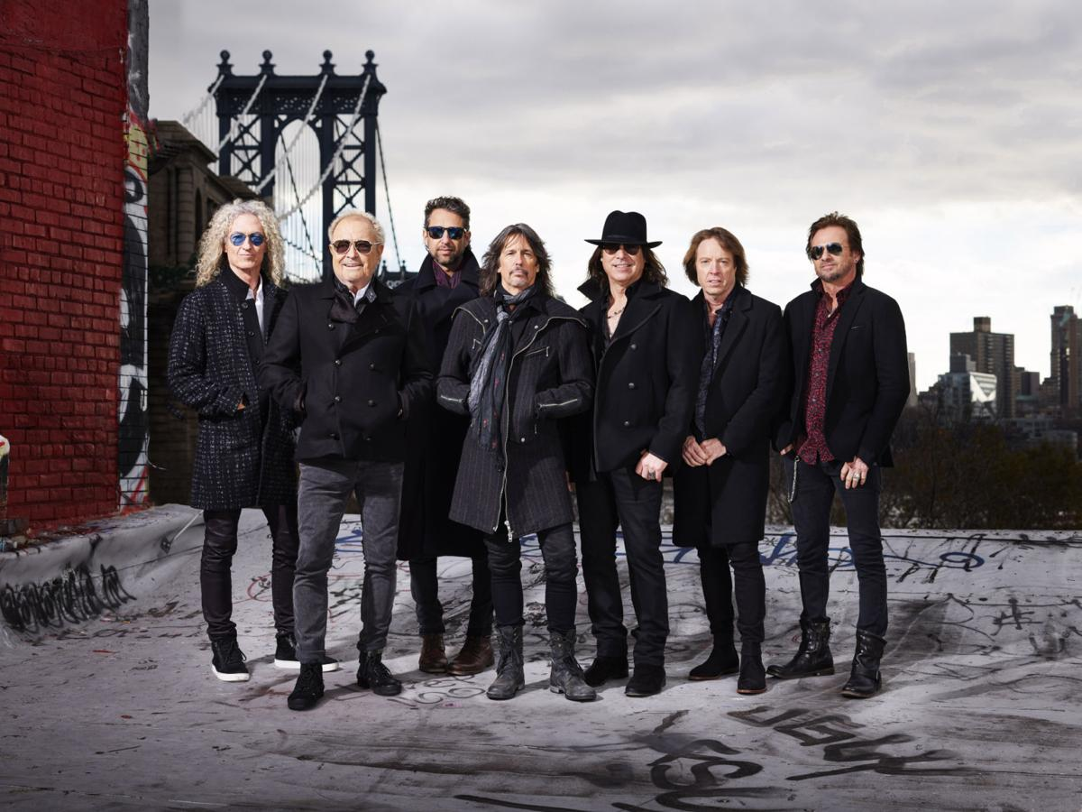 FOREIGNER ready to give '150%' in Watertown concert