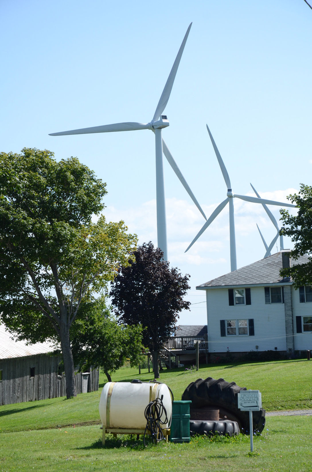 Family fights wind farms | News | nny360 com