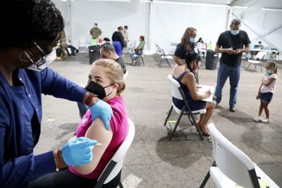 Testing can't say for sure yet when vaccine protection will wane