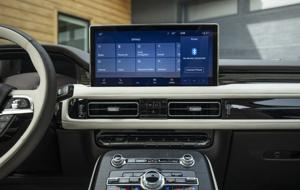 2021 Lincoln Nautilus adds big scree, colors, connectivity.