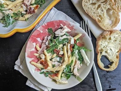 A good pasta salad is a must for summer's outdoor dining
