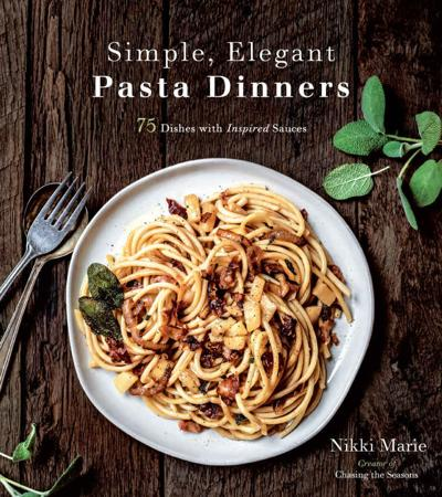 Elegant spaghetti dish is a one-pot meal
