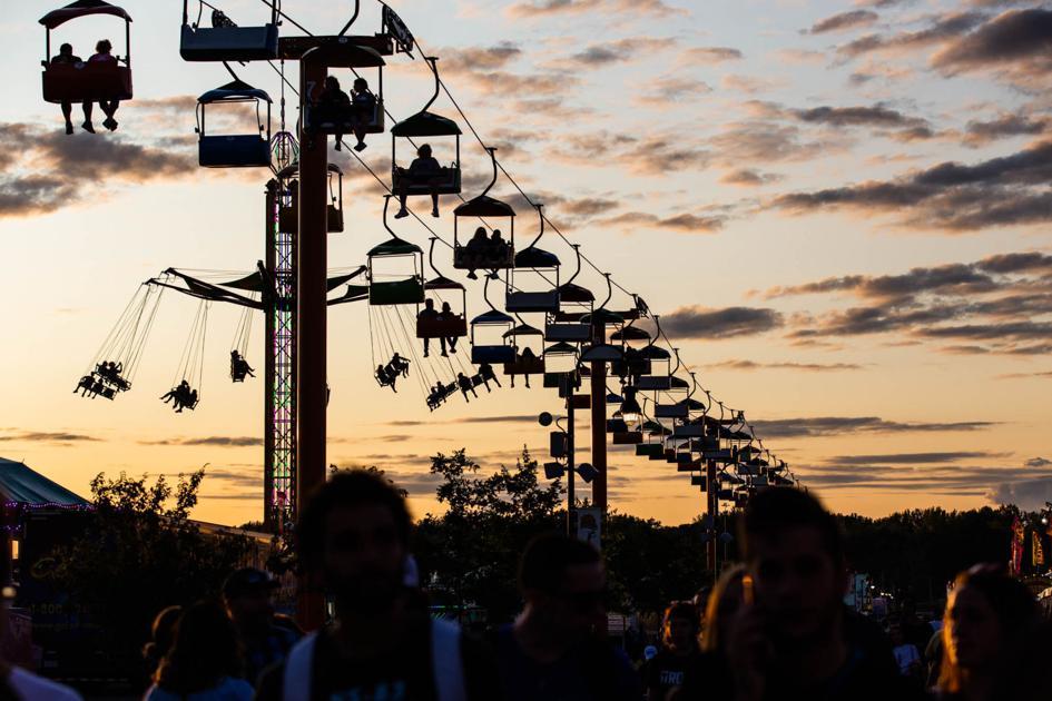 PHOTOS: Great New York State Fair begins 13-day run