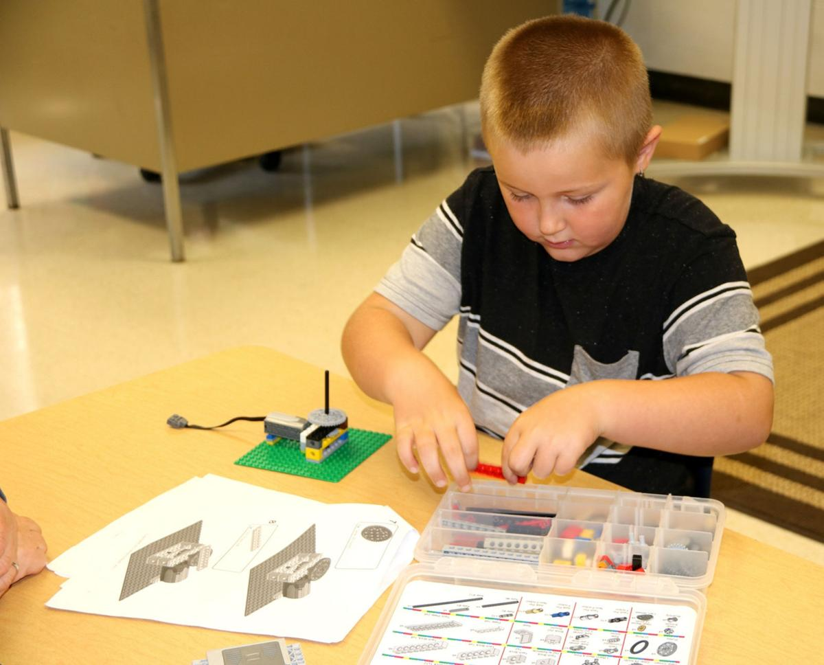 LEGO Camp provides summer enrichment opportunity for Hannibal students