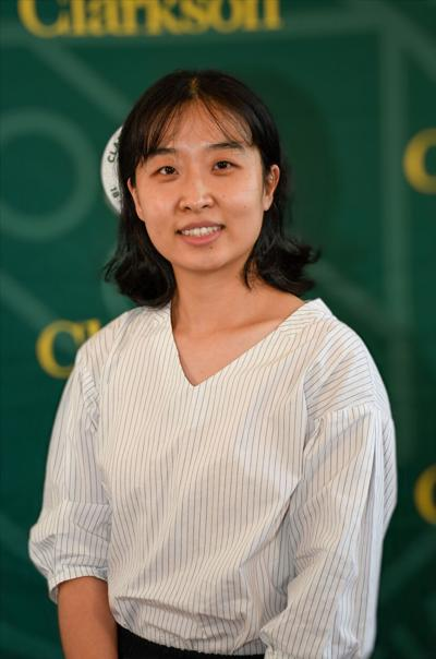 Li appointed assistant professor at Clarkson