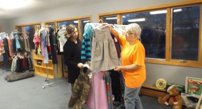 Oswego Alliance Church opens Mercantile to help those struggling