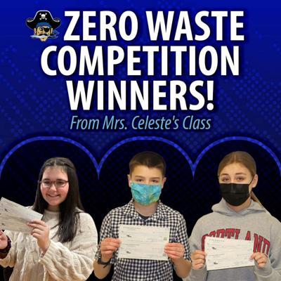 OCSD Environmental Club announces Zero Waste Challenge winners