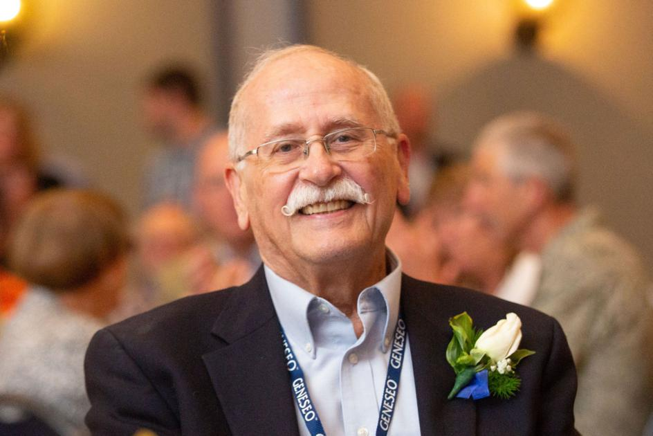 Massena native recognized for 51 years at SUNY Geneseo | News | nny360.com