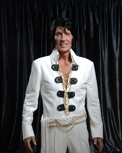 Elvis Tribute Artist of the year 2019 worldwide to appear at PorchFest