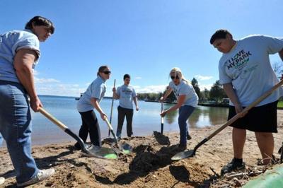 Volunteers needed for park cleanups