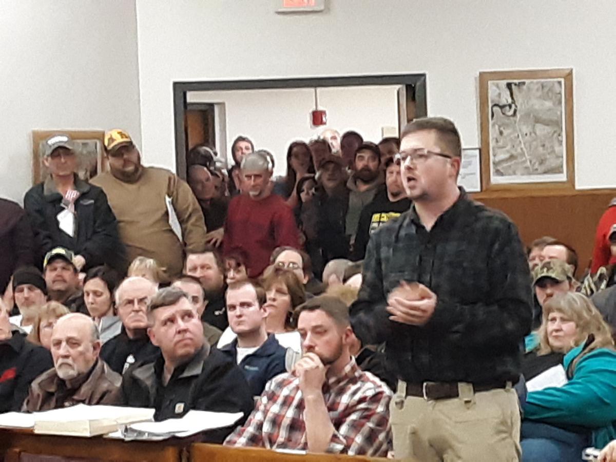 2nd Amendment sanctuary proposal draws comments