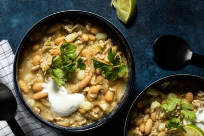 Tomato-less chili verde opens up a world of comforting possibilities