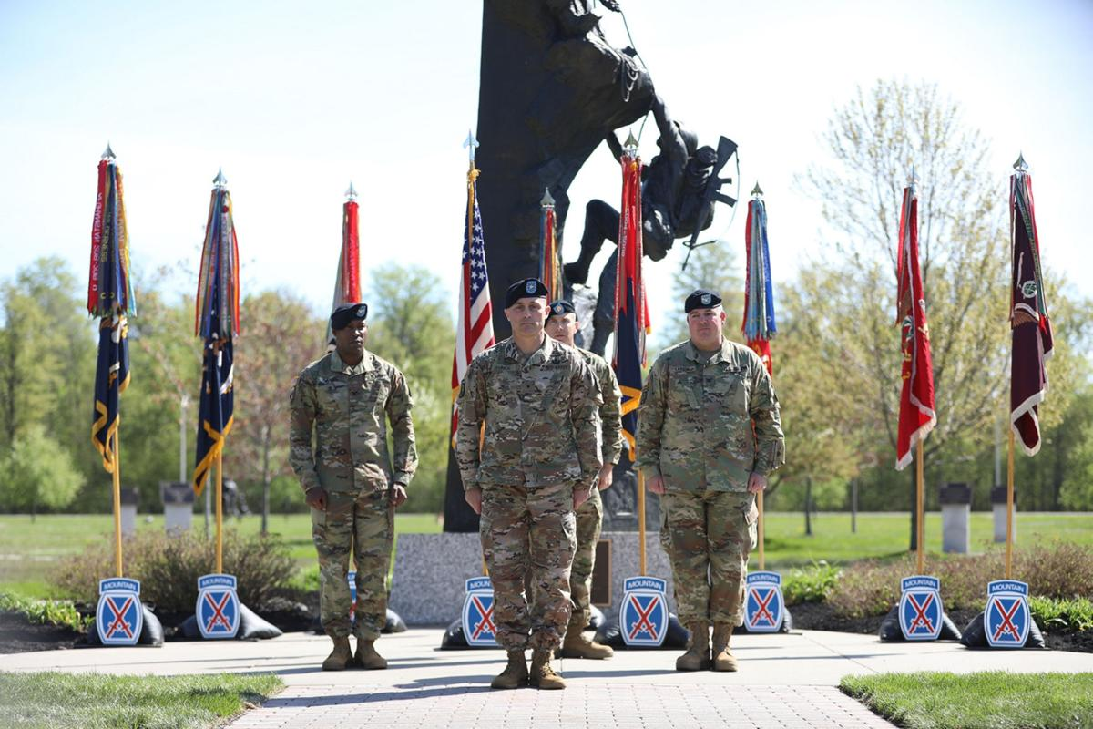 New brigade commander appointed at Fort Drum