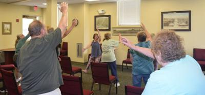 Prevent falls and improve strength with Tai Ji Quan: Moving for Better Balance, sponsored by RSVP of Oswego County