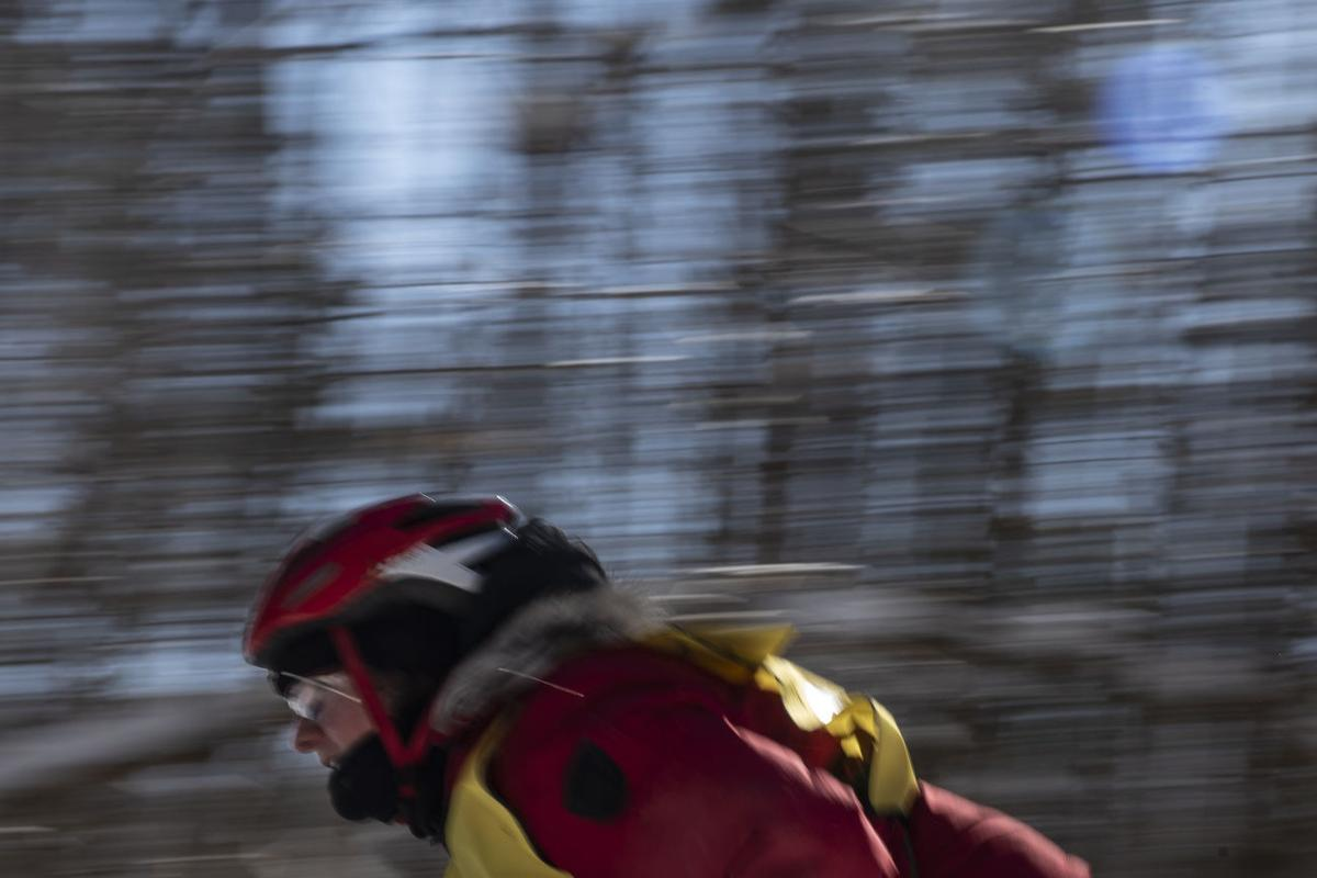 Nearly 100 mushers race for fun, speed at Tug Hill Challenge