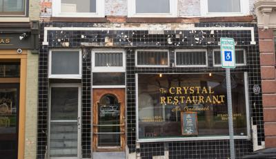 Crystal facade project on hold