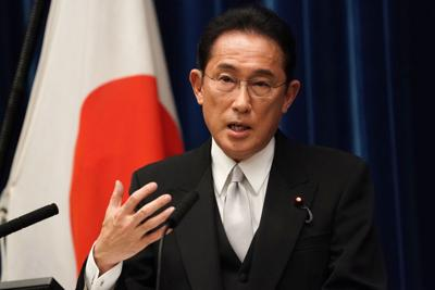 Japan's Kishida appointed premier, set to call Oct. 31 election