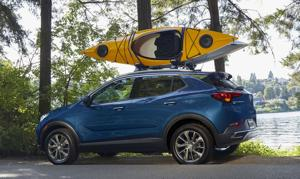 Buick Encore GX is bigger, badder follow-up to the Encore SUV.
