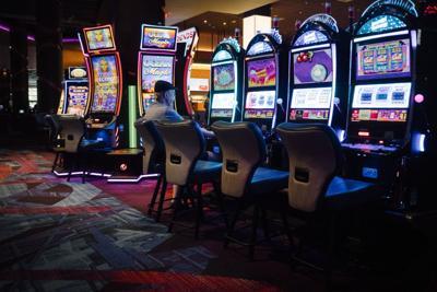 Gambling mecca hits hard times