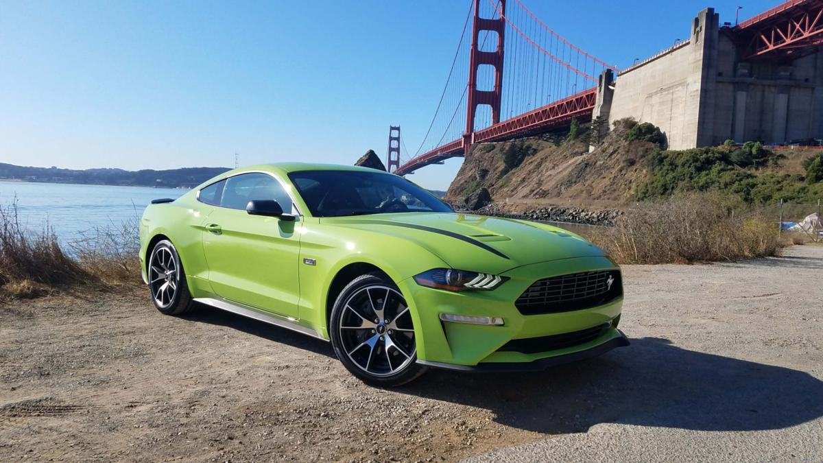 Ford Mustang Ecoboost High Performance is a wild but affordable stallion