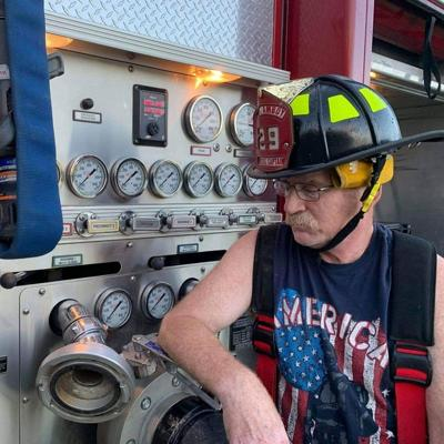 Benefit Sept. 28 for veteran, West Amboy fire department member