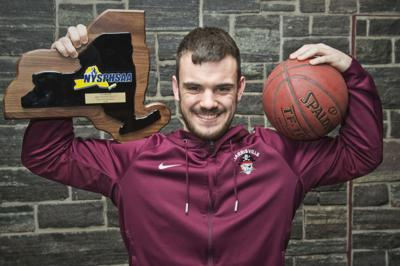 Schmitt finished career with state title crown