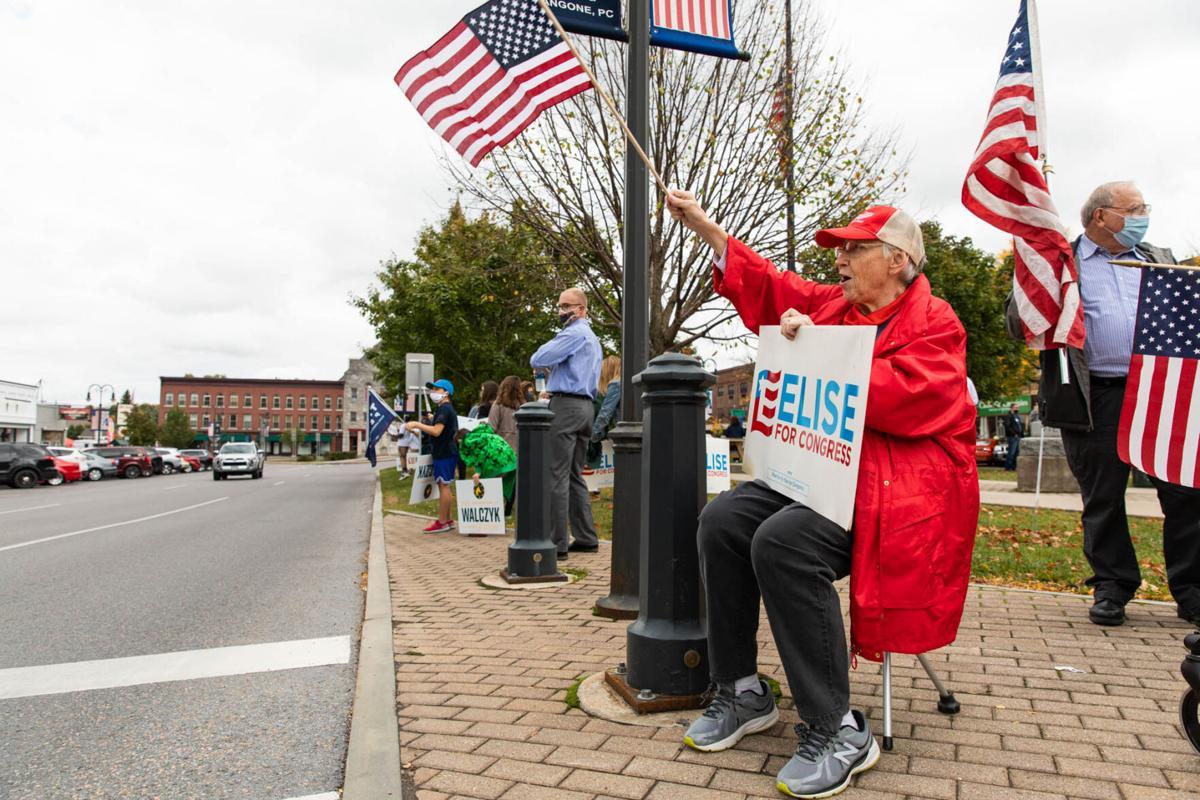 Stefanik explains relief bill 'no' vote