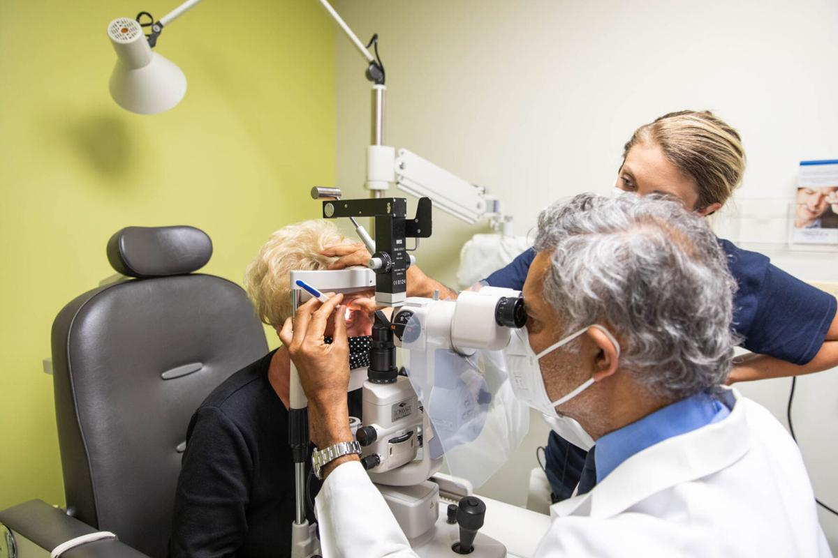 New glaucoma procedure offered locally